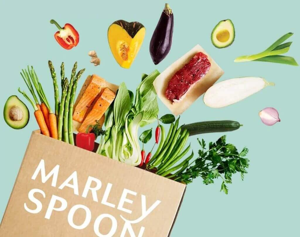 matkassen marleyspoon