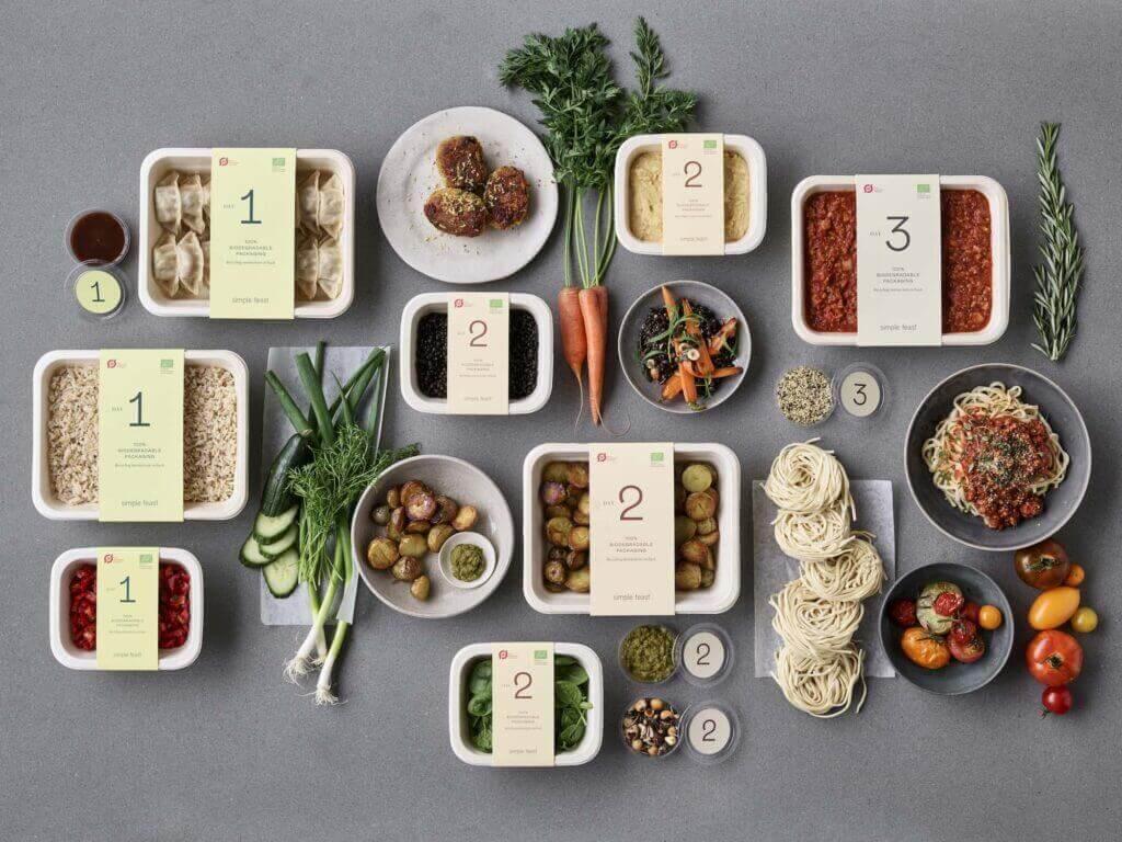 simple feast matkasse